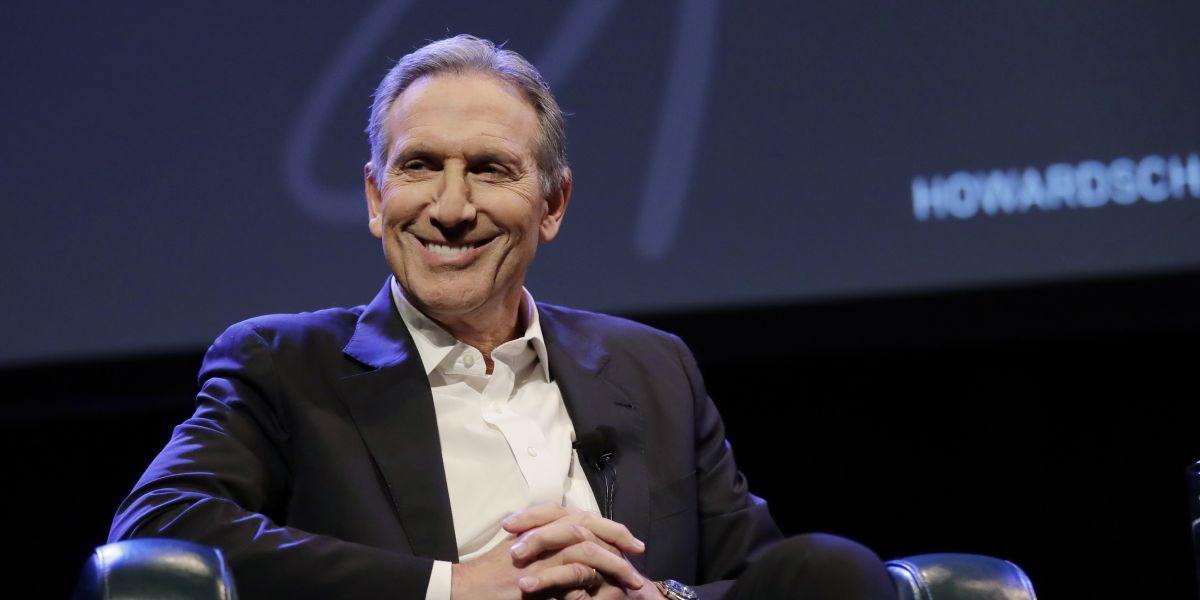 There Are Not Enough Electoral Votes for Howard Schultz
